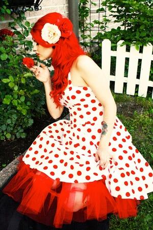 Klänning Holly Polka